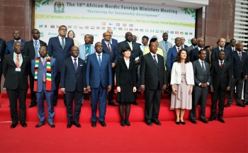 AFRICA-NORDIC FOREIGN AFFAIRS MINISTERS MEETING