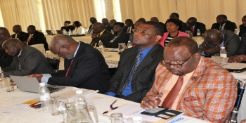 PSC Conducts Re-Orientation for Permanent Secretaries