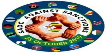 SADC AGAINST ZIMBABWE SANCTIONS